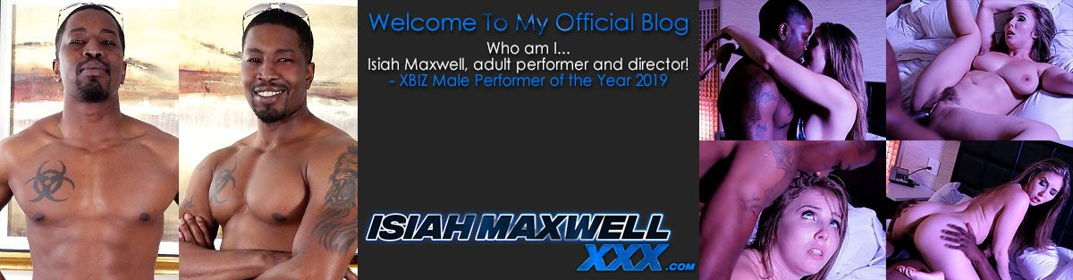Isiah Maxwell – Official Blog