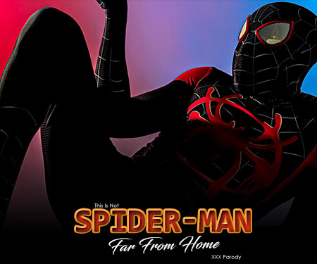 Maitland Ward takes on Isiah Maxwell in this is not Spider-Man